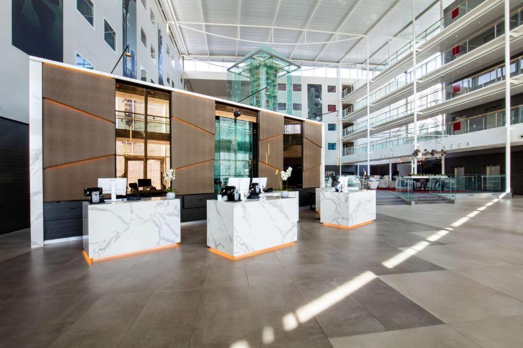 Radisson Blu Hotel London Stansted Airport