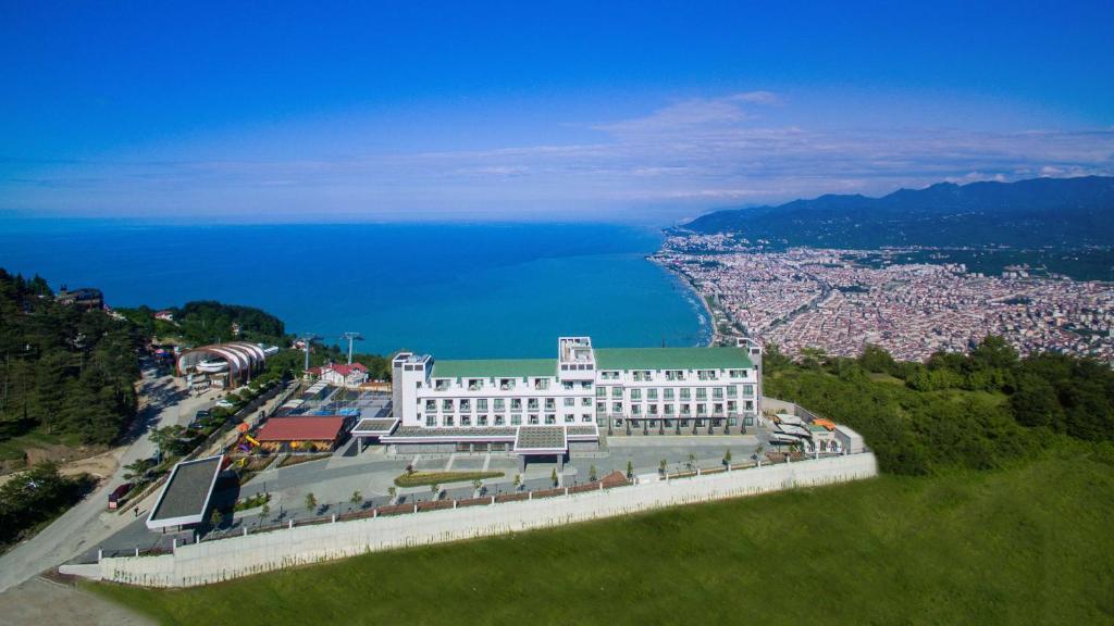 منظر فندق راديسون بلو، أوردو من الأعلى