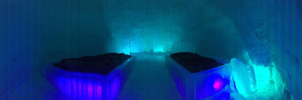 Spa and/or other wellness facilities at SnowLounge