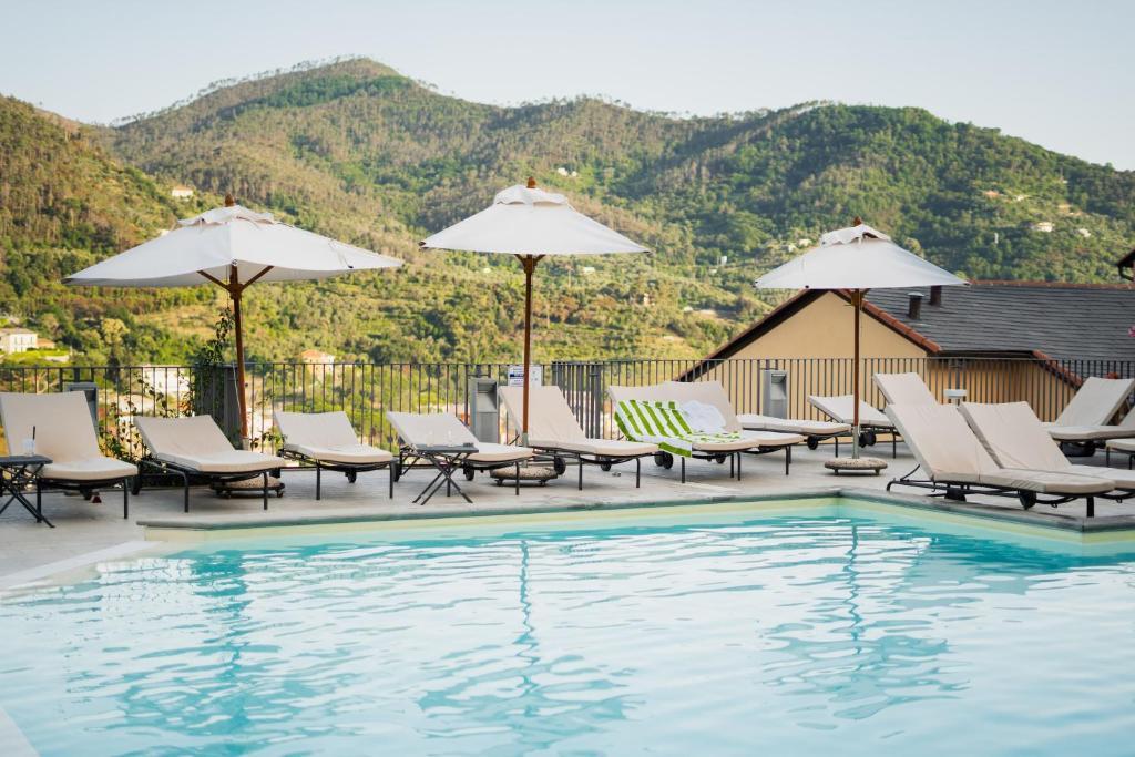 Park Hotel Argento Levanto Italy Booking Com