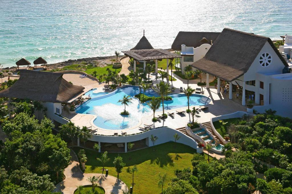 A bird's-eye view of Kore Tulum Retreat & Spa Resort All Inclusive - Adults Only