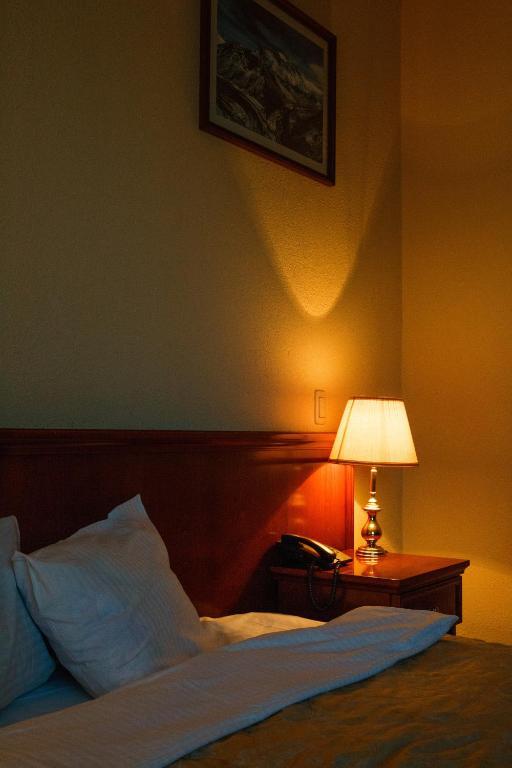 Стандартный двухместный номер с 1 кроватью или 2 отдельными кроватями: фотография номер 1