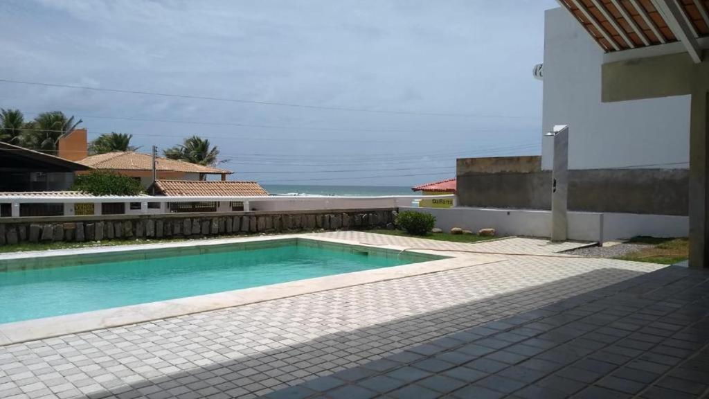 The swimming pool at or close to CASALAGOANA
