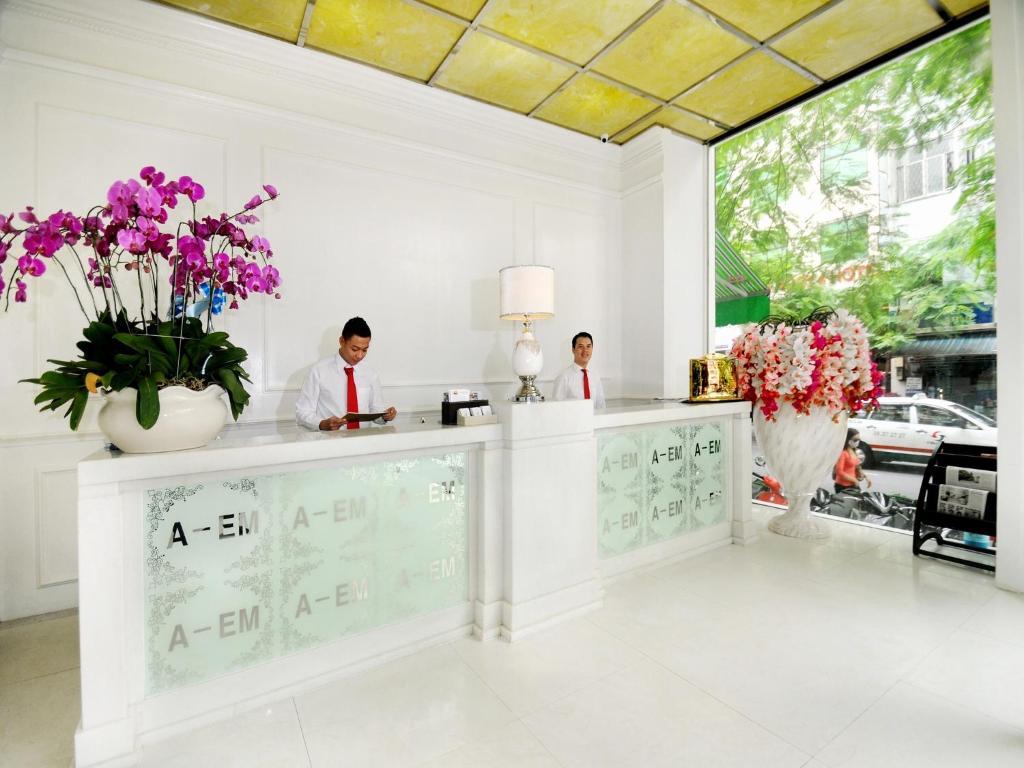 A & EM - 280 Le Thanh Ton