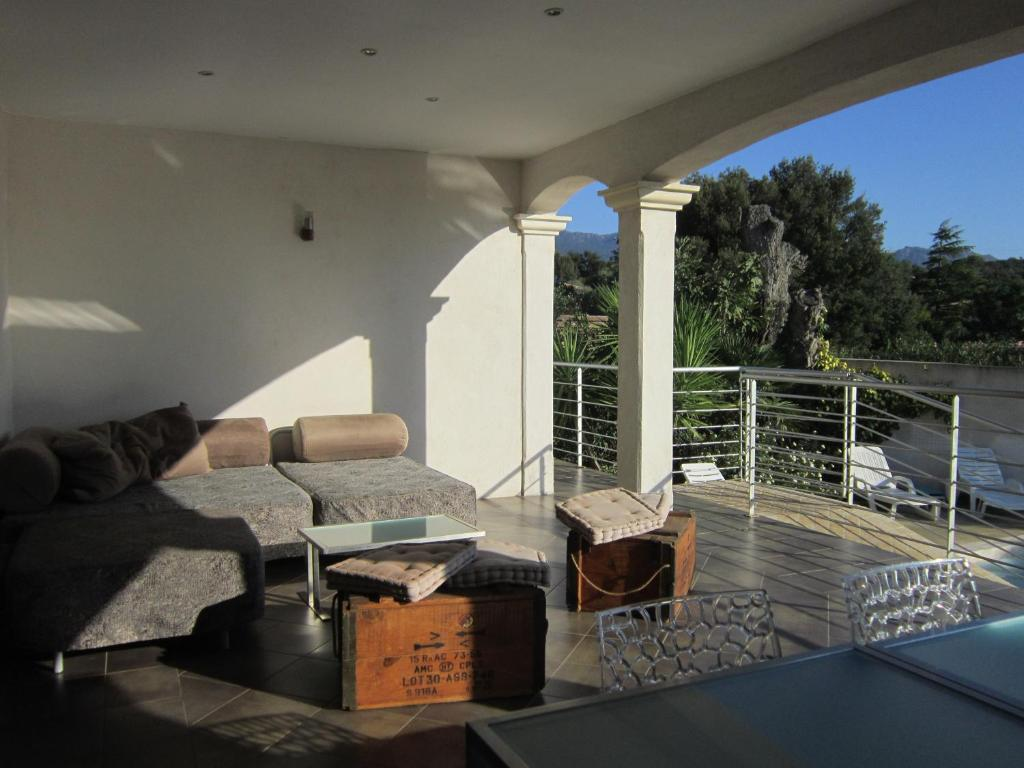 Villa Isula