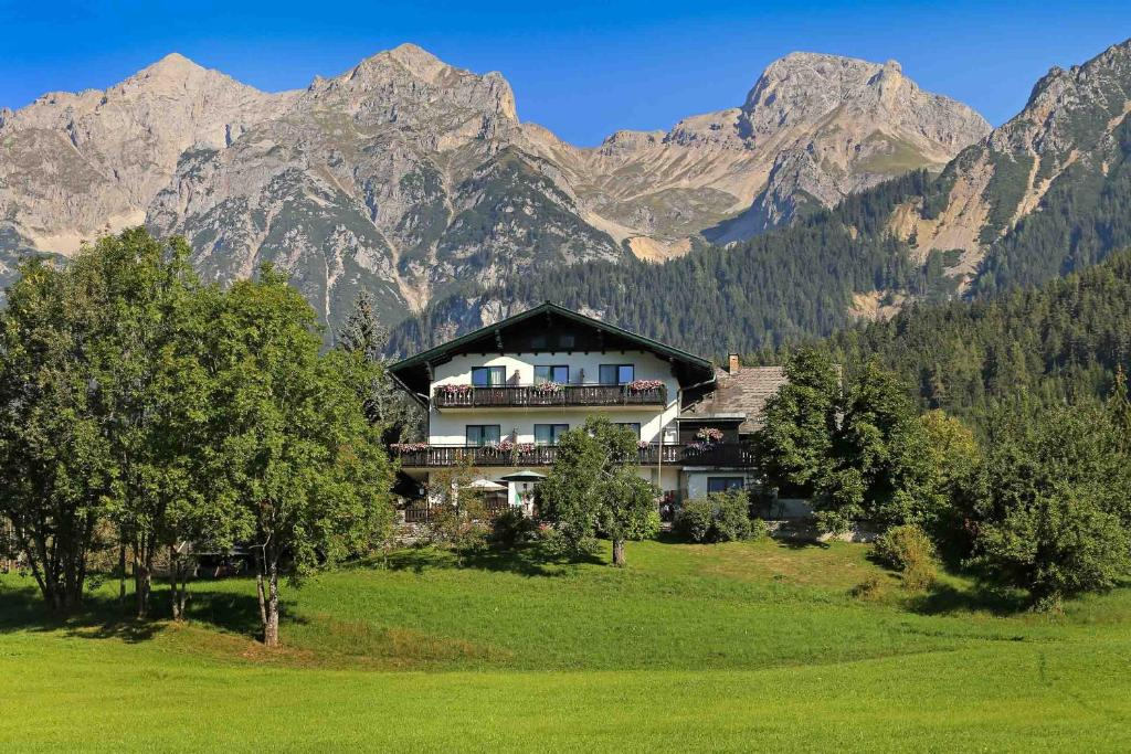 BIO Villa Ramsauhof Urlaub in Ramsau am Dachstein