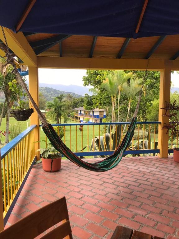 Casa De Vacaciones Campo Hermoso Colombia Calarcá
