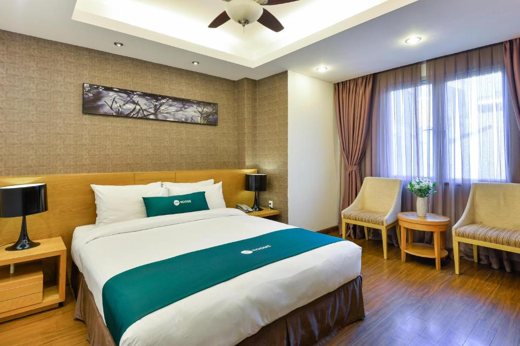 Aries Ben Thanh Central Hotel