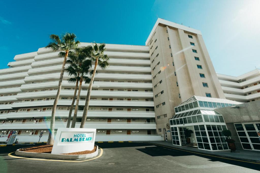 Апарт отель Palm Beach Испания Плайя