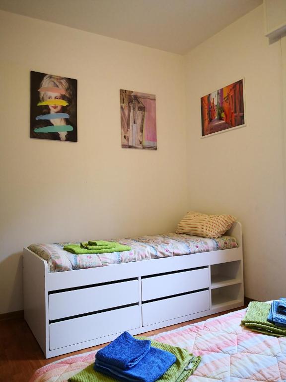 Corner Apartment