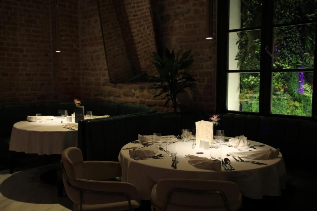 Ресторан / где поесть в Régie Ottoman Istanbul - Special Category