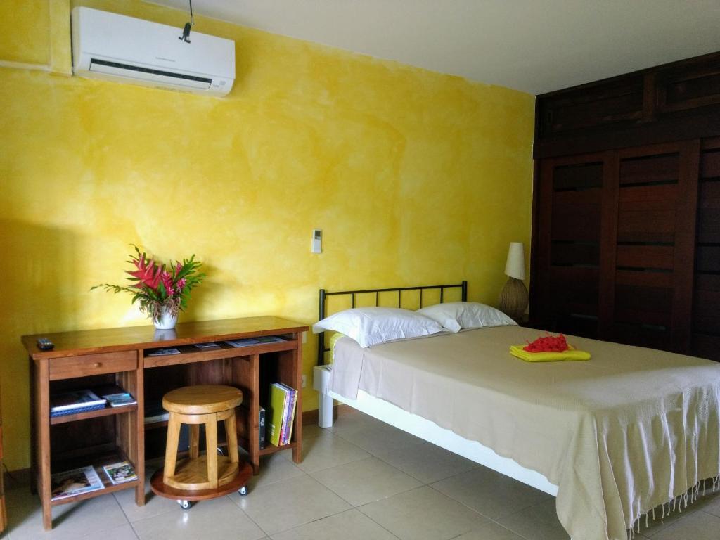 Bora Plaque De Cuisson apartment mana studio bora bora, french polynesia - booking