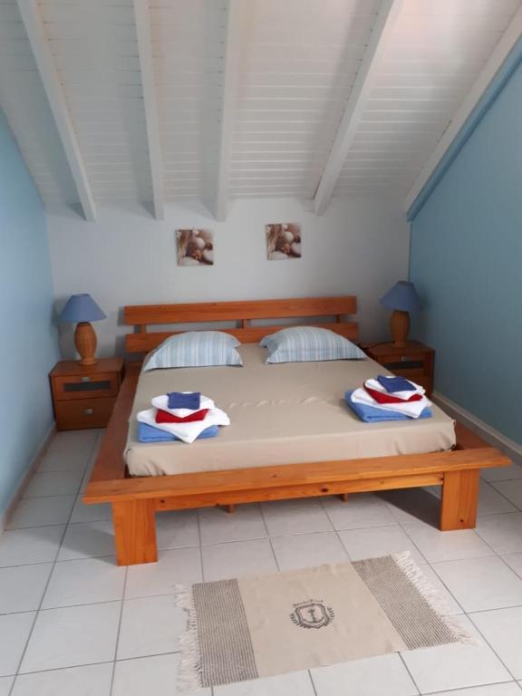 Ferienhaus Habitation du Château d\'Ô - Vue sur (Guadeloupe ...
