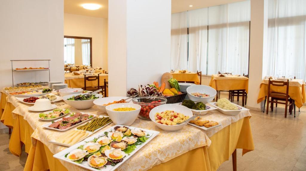 Ресторан / где поесть в Hotel Alla Rotonda