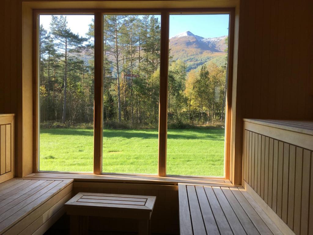 Apartment Meretes Garden Yoga Spa Retreat Valldal Norway Booking Com