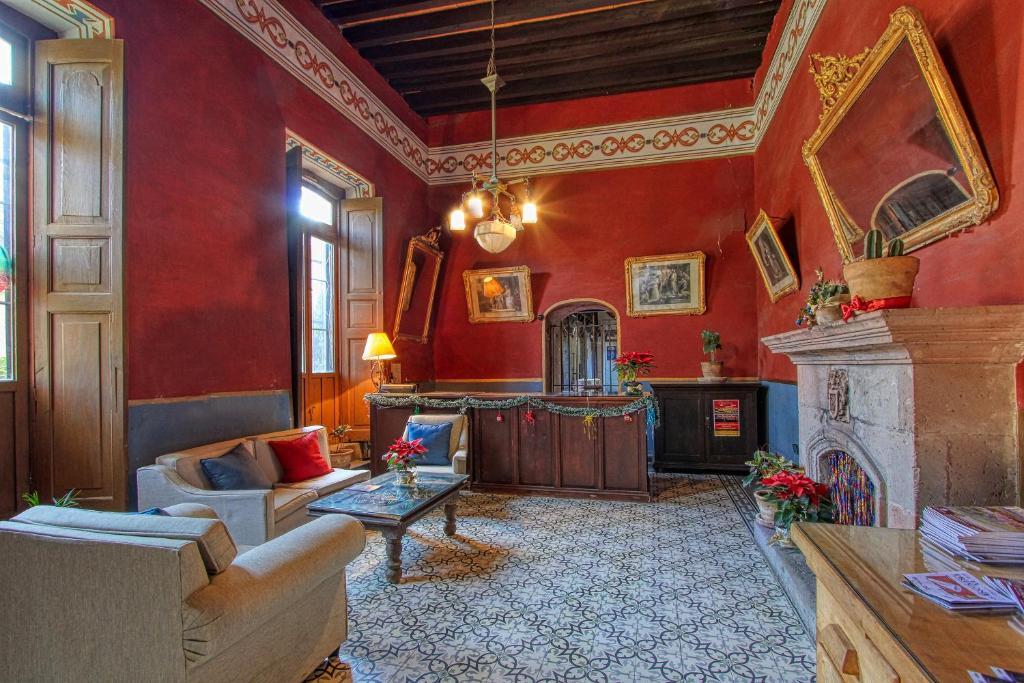 Hotel Sautto, San Miguel de Allende – Precios actualizados 2020