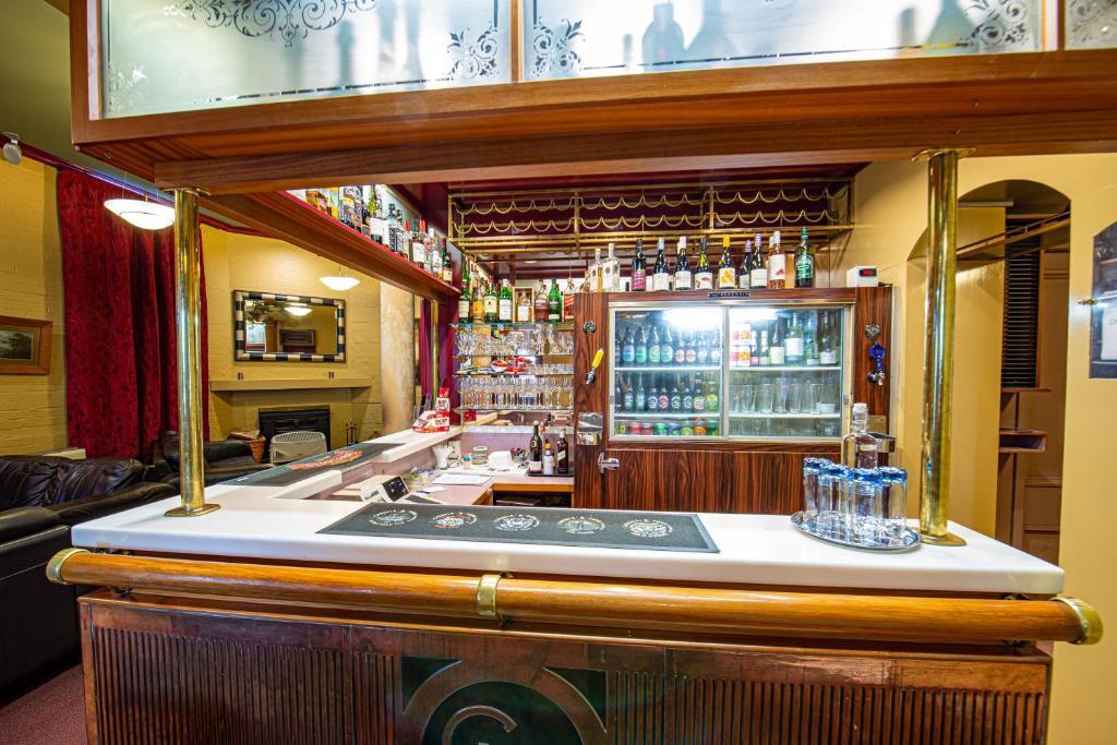 Victoria Railway Hotel & Gerrard's Restaurant