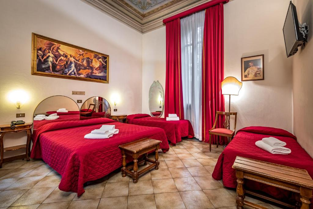 Letto Matrimoniale Stile Liberty.Hotel Villa Liberty Firenze Prezzi Aggiornati Per Il 2020