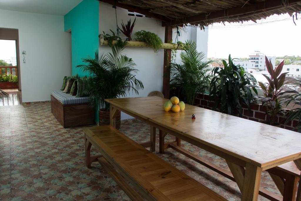 Guesthouse La Terraza De Estella Hostal Cartagena De