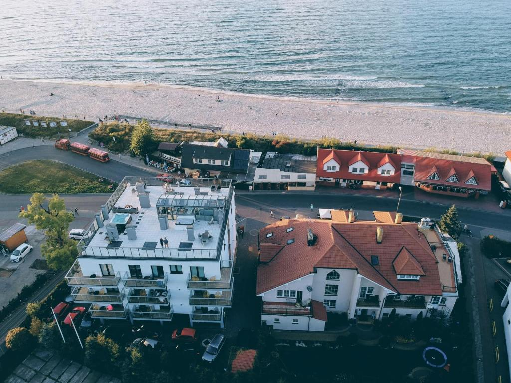Al Mare Apartamenty I Pokoje Sarbinowo Aktualne Ceny Na Rok 2020