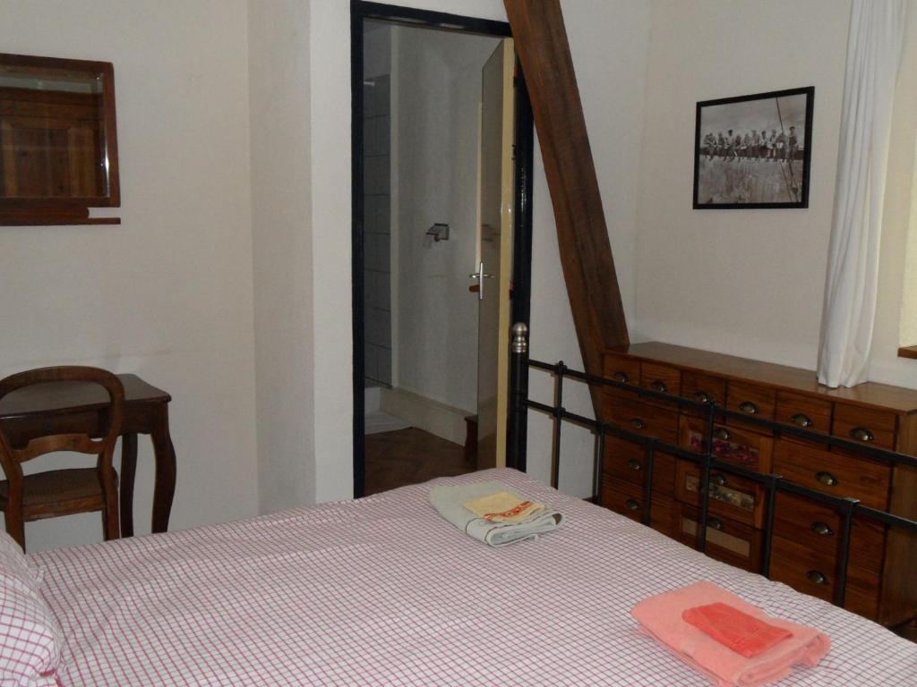 Chambres d'Hôtes Domaine du Bourg