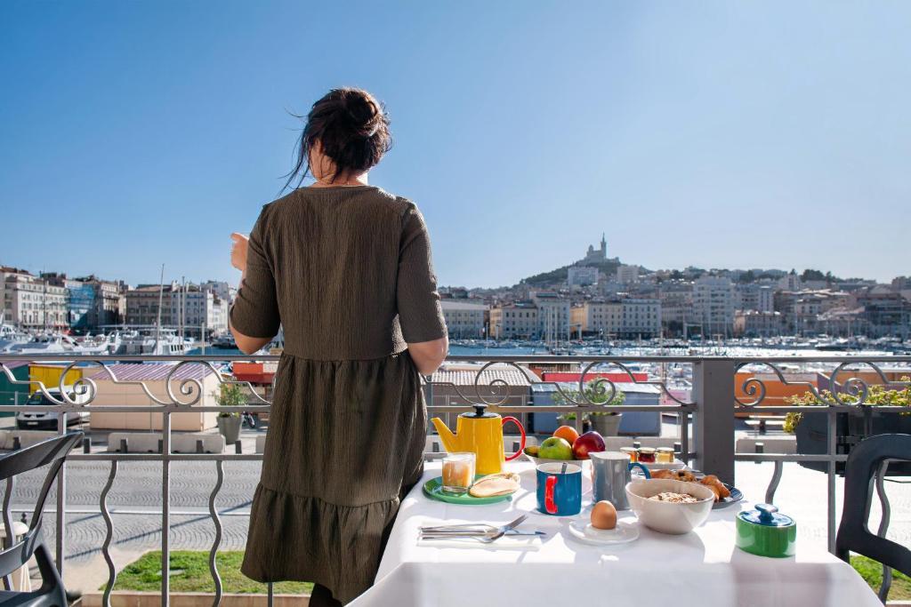 La Residence Du Vieux Port Marseille France Booking Com