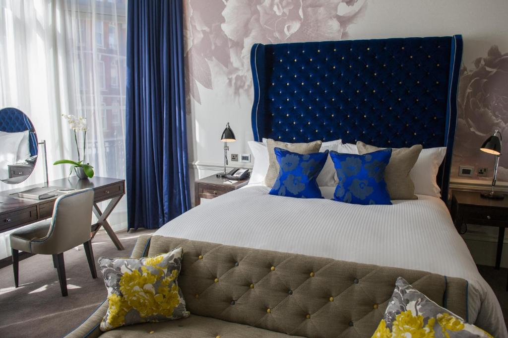 افضل فنادق لندن الموصي بها للسياح العرب فندق ذا أمبيرساند