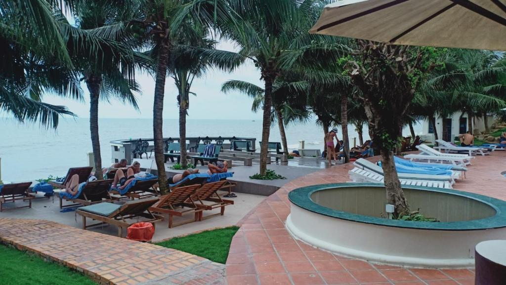 Pacific Beach Resort Mui Ne Vietnam