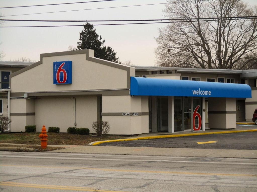 Motel 6 North Olmsted Cleveland.