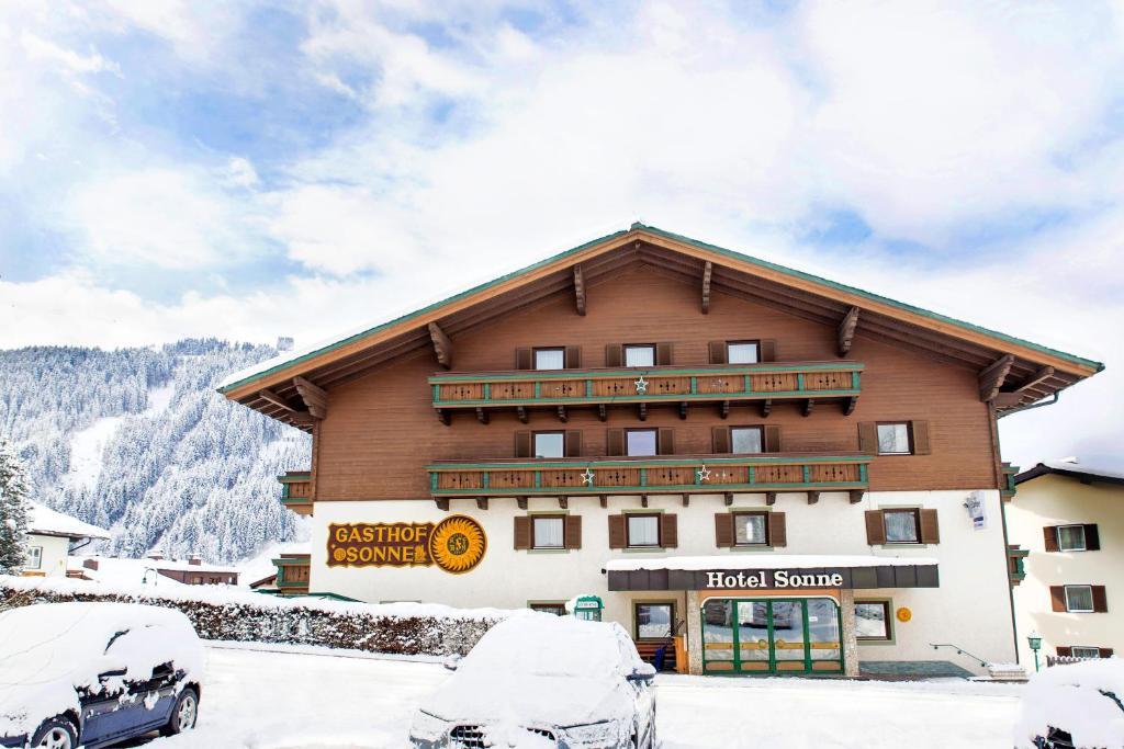 Hotel Sonne Wagrain Opdaterede Priser For 2020