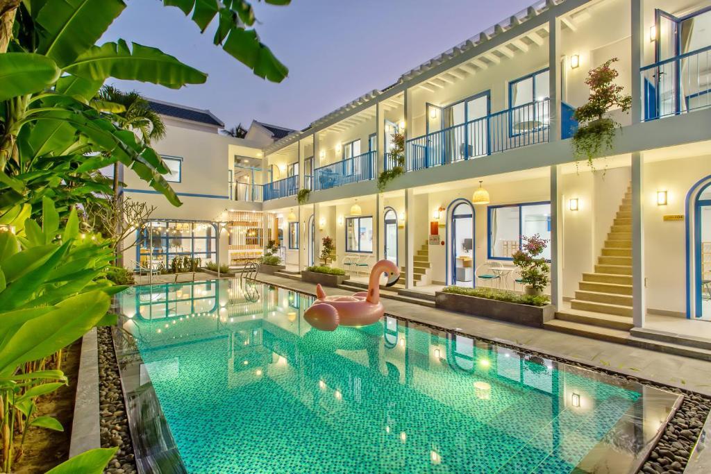 Santorin HoiAn Villa, Hội An – Cập nhật Giá năm 2020