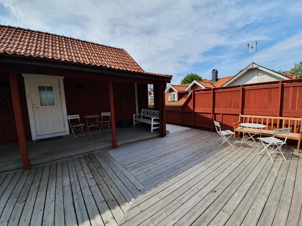 Charmig stuga i fantastisk skrgrdsmilj - Cabins for - Airbnb