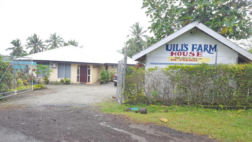 Uili's Farm House