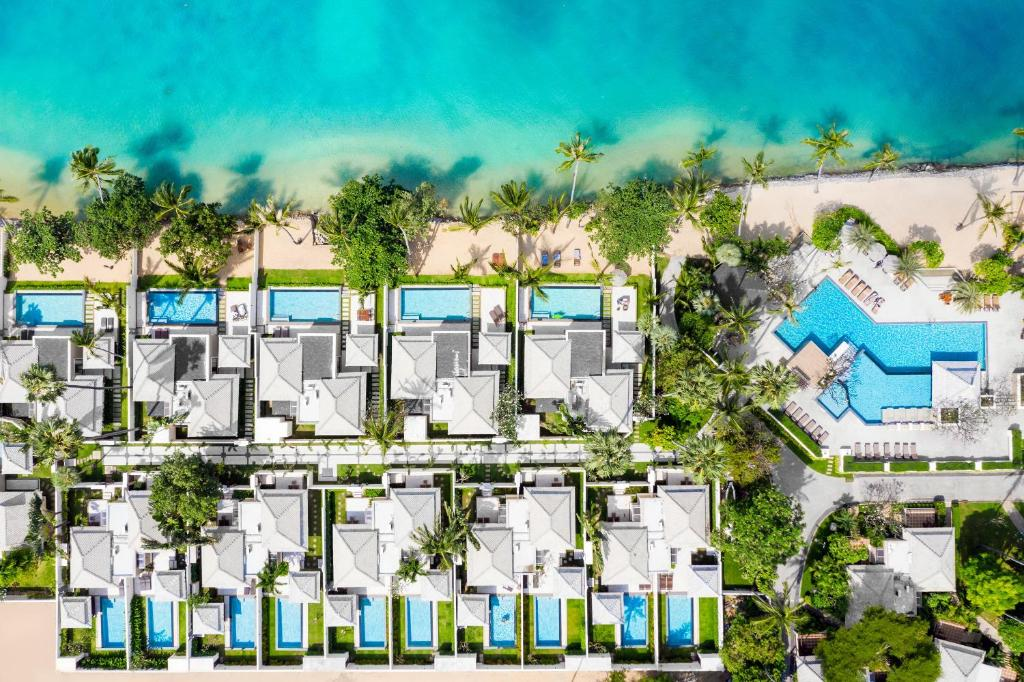A view of the pool at Fair House Villas & Spa, Koh Samui or nearby