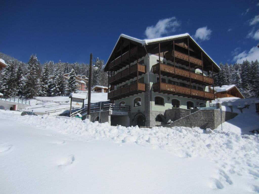 RTA Torre Del Brenta during the winter
