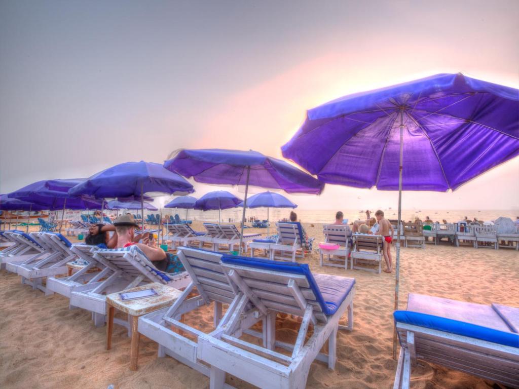 Estrela Do Mar Beach Resort A Beac