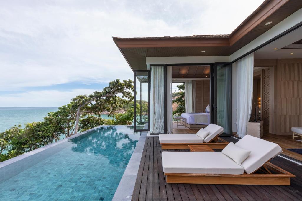 Cape Fahn Hotel, Choeng Mon Beach, Thailand - Booking.com