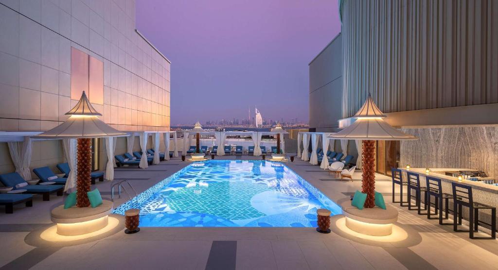 Andaz by Hyatt - Palm Jumeirah, Dezember 2019