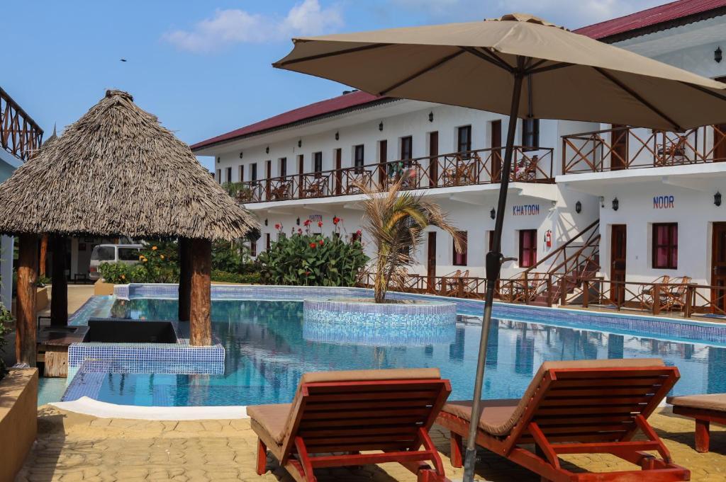 Amaan Nungwi Hotel (Танзания Нунгви) - Booking.com