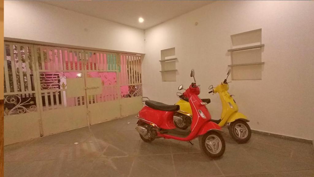 Le Taka Residency Pondicherry Paivitetyt Vuoden 2020 Hinnat