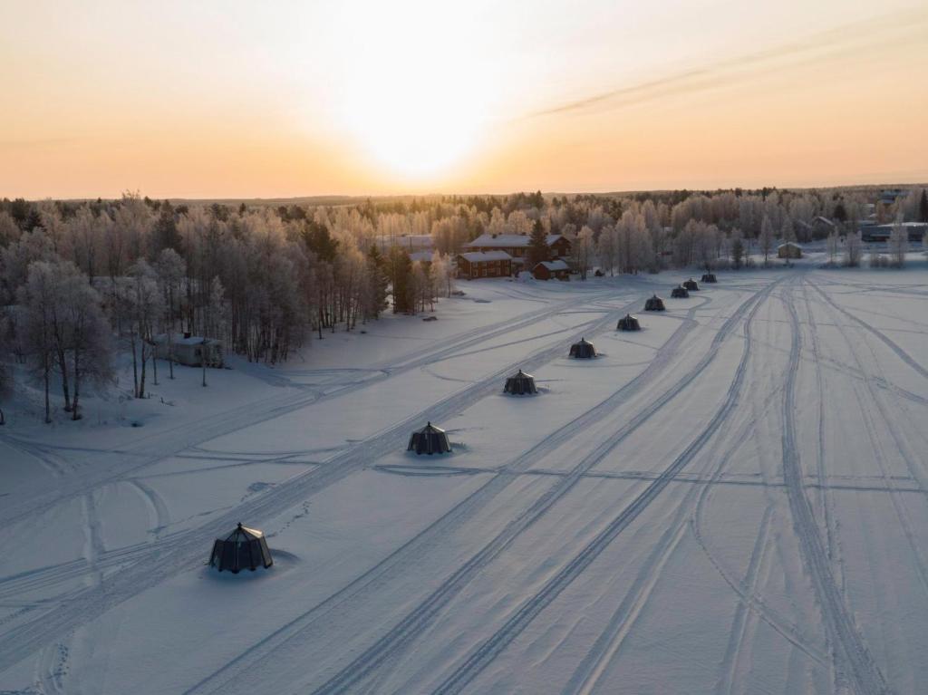 Arctic Guesthouse Igloos Ranua Paivitetyt Vuoden 2020 Hinnat