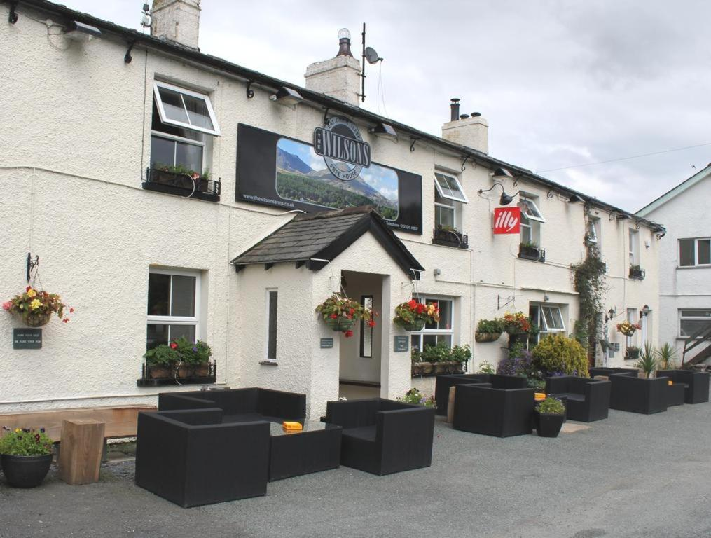 The Wilson Arms in Torver, Cumbria, England