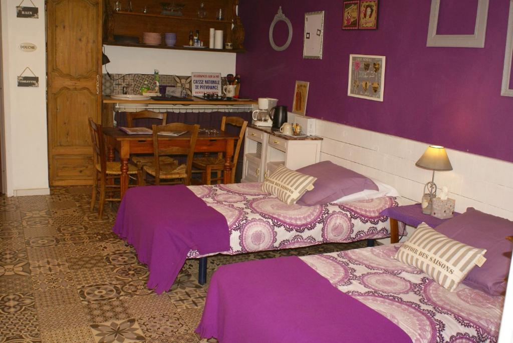Chambres d'hôtes La Combe de Redoles