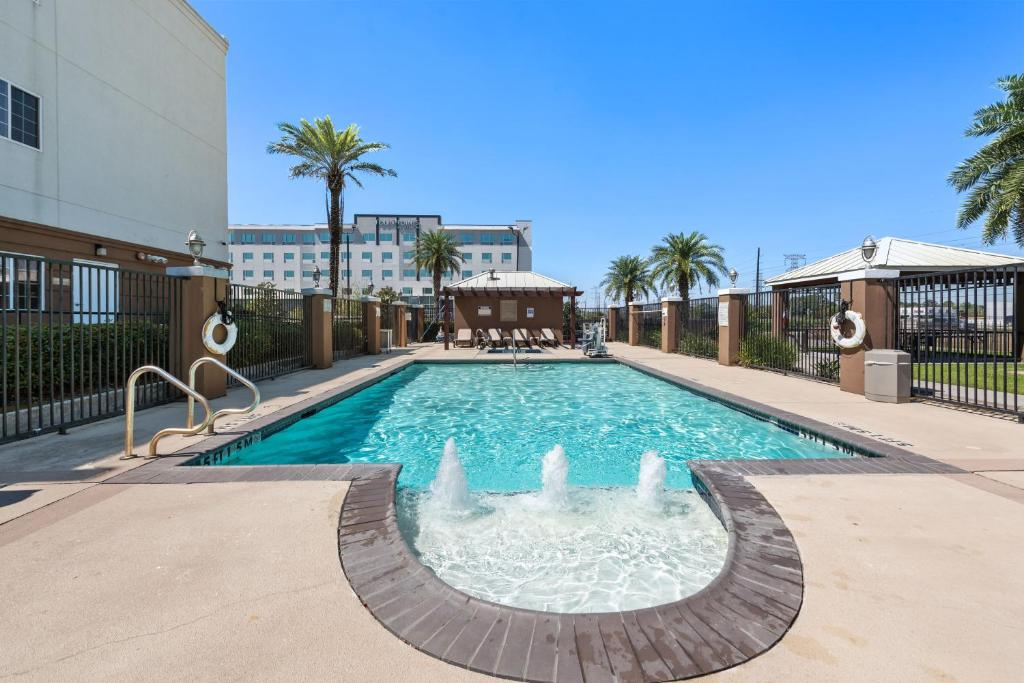 The swimming pool at or near Extended Stay America - San Antonio - North