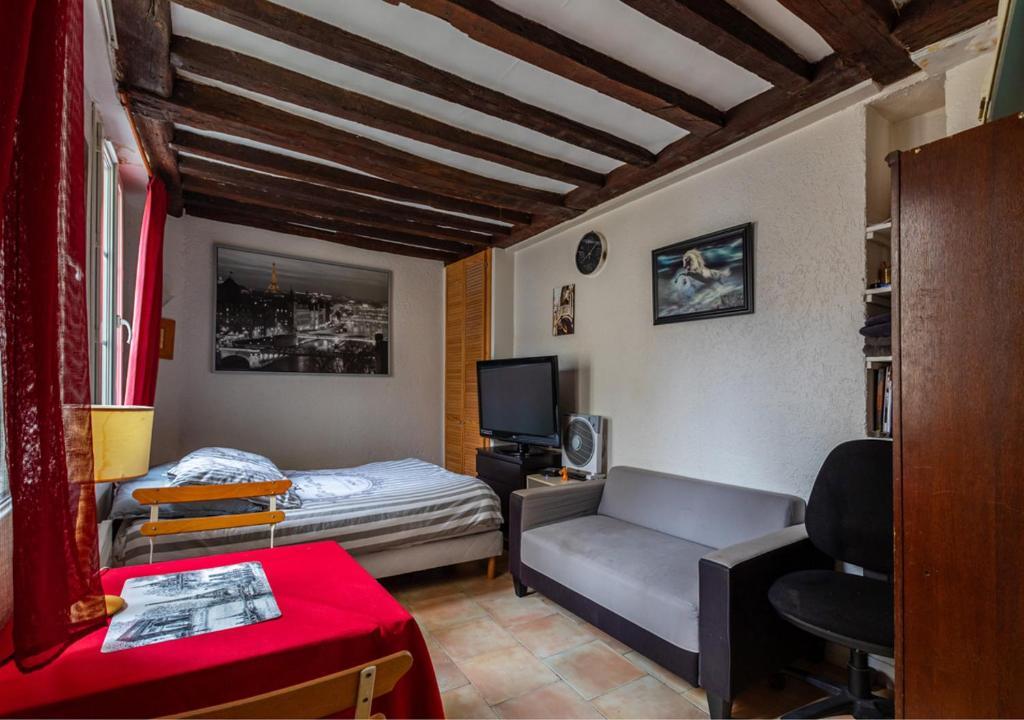 Appartement Mouffetard Paris France Booking Com