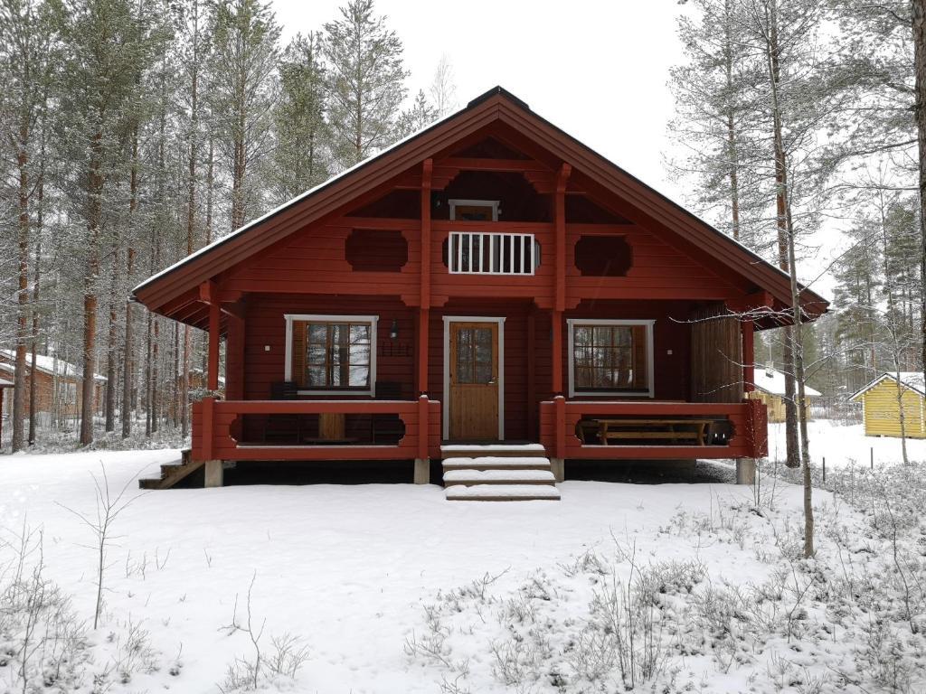 Kuhahuvila Maatilamatkailu Ilomaki Peraseinajoki Paivitetyt