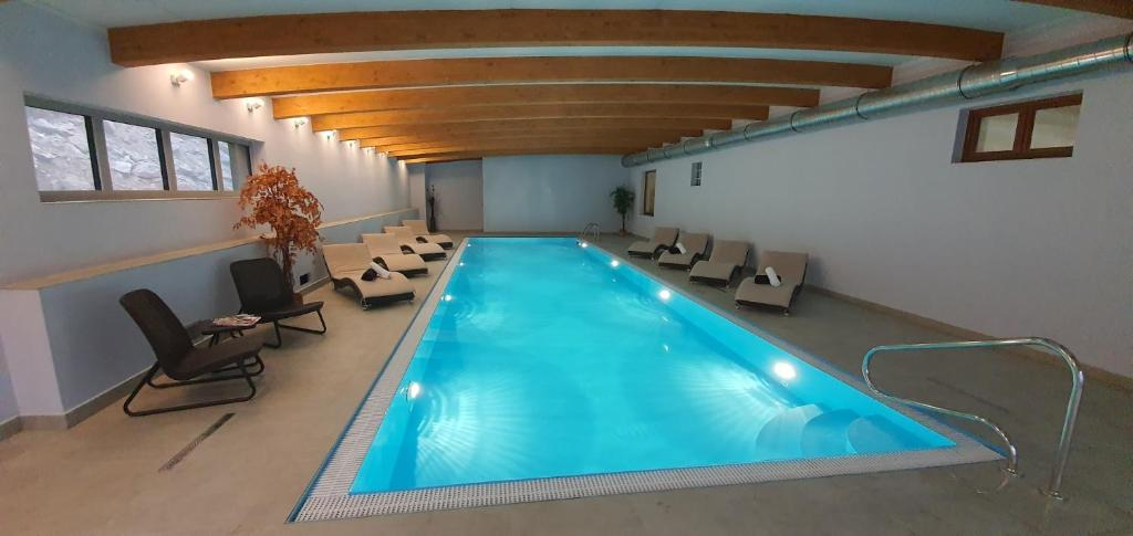 The swimming pool at or near Amantis Vital Sport Hotel