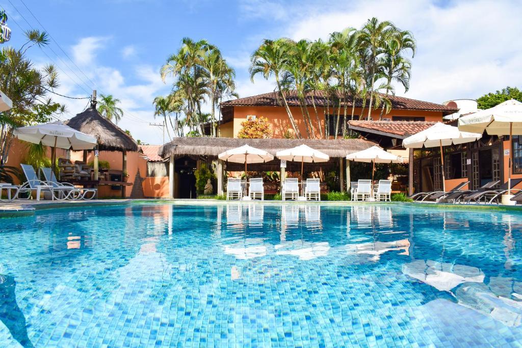 A piscina localizada em Hotel Pousada dos Condes ou nos arredores