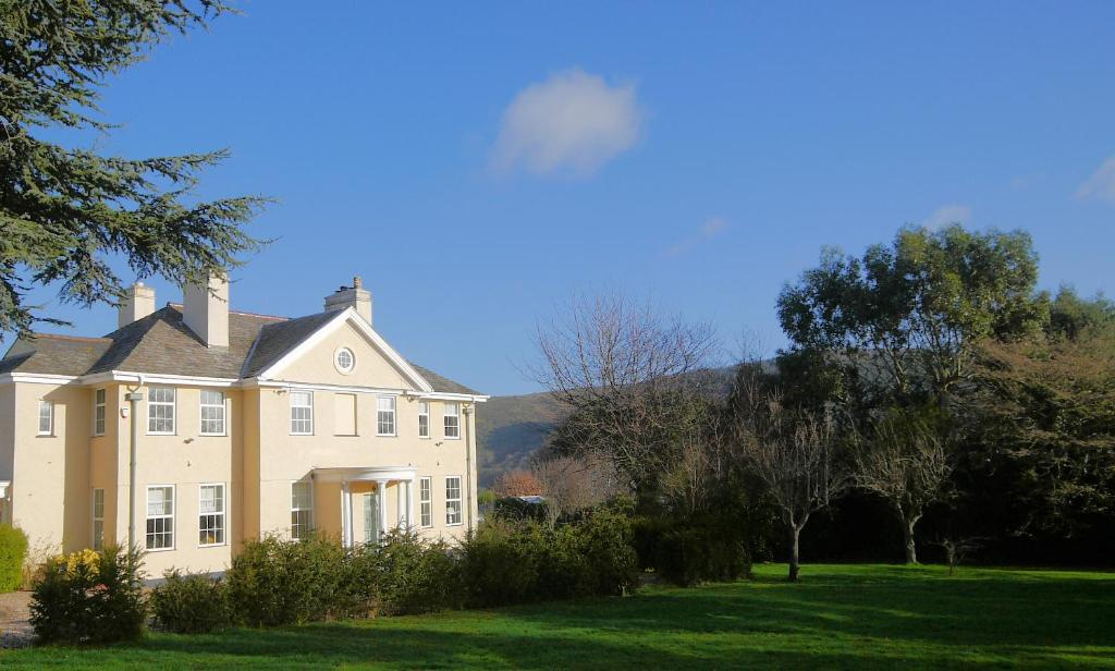 Exmoor Country House in Porlock, Somerset, England