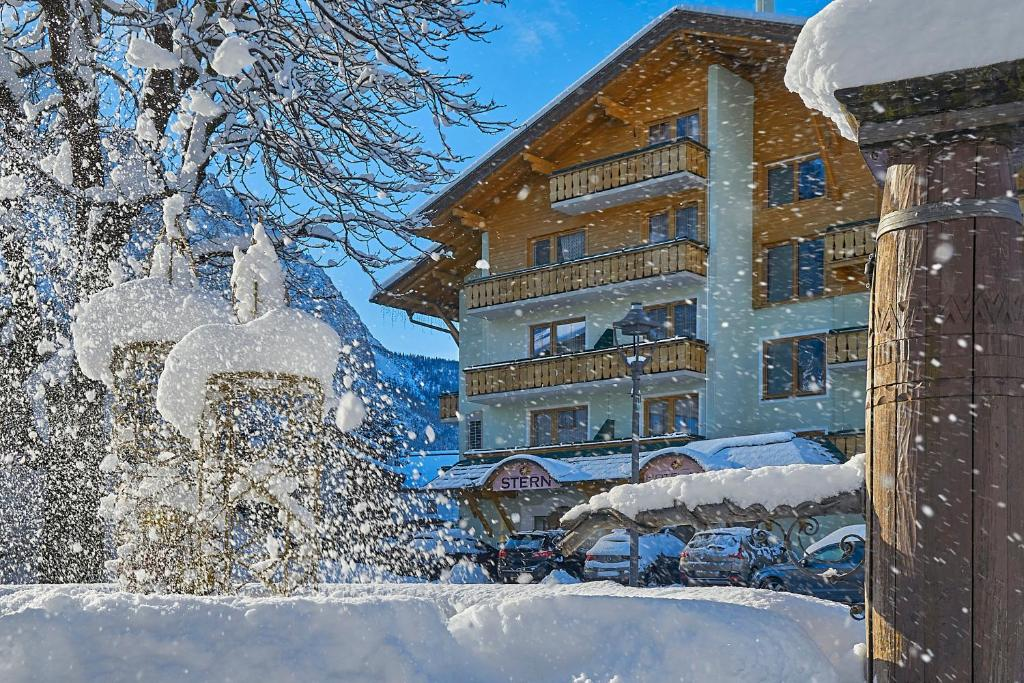 apartment S - exklusive Ferienwohnungen in Ehrwald